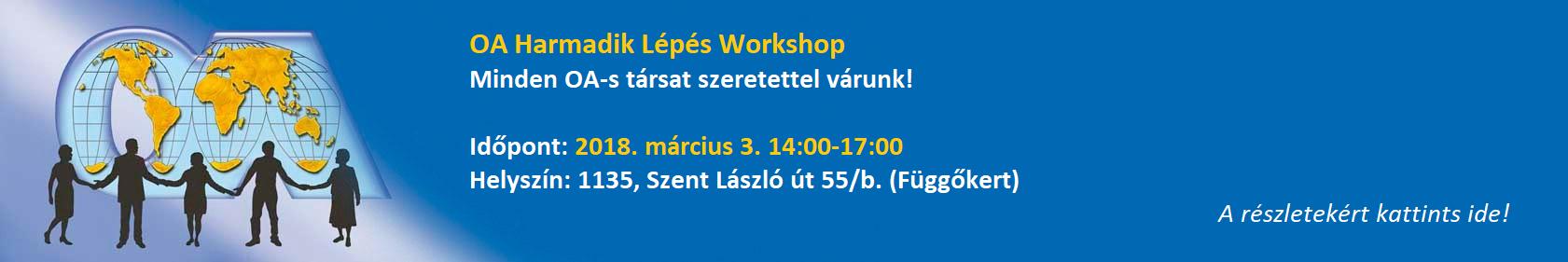 OA Workshop