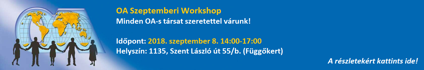 OA Workshop